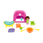 Boneca Mattel Dora A Aventureira Playsets