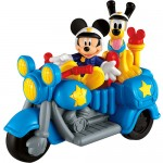 Mickey Mouse Clubhouse - Moto Patrulha do Mickey - Mattel